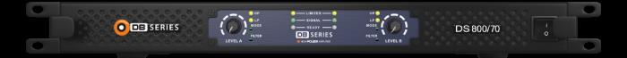 Amplificador DS800/70V