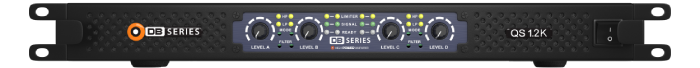 Amplificador QS1.2K