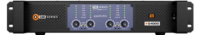 Amplificador Q4000