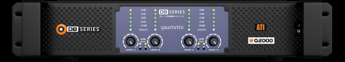 Amplificador Q2000